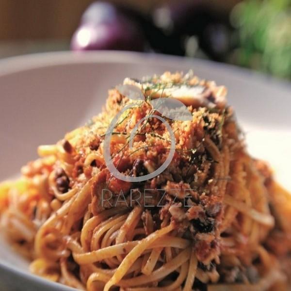Condimento pasta con sarde biologico