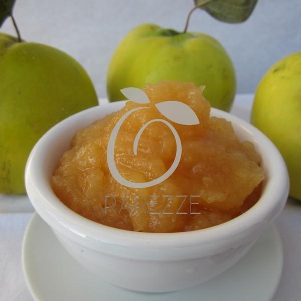 Confettura di mele cotogne biologica