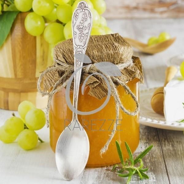 Confettura uva bianca biologica