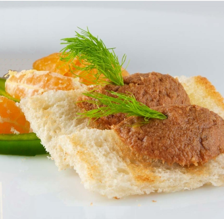 Crema di tonno con arance di Sicilia biologica