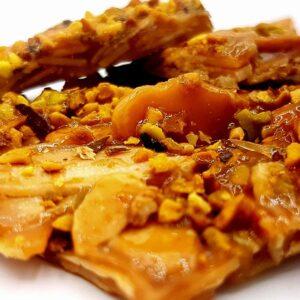 croccante mandorle e pistacchio