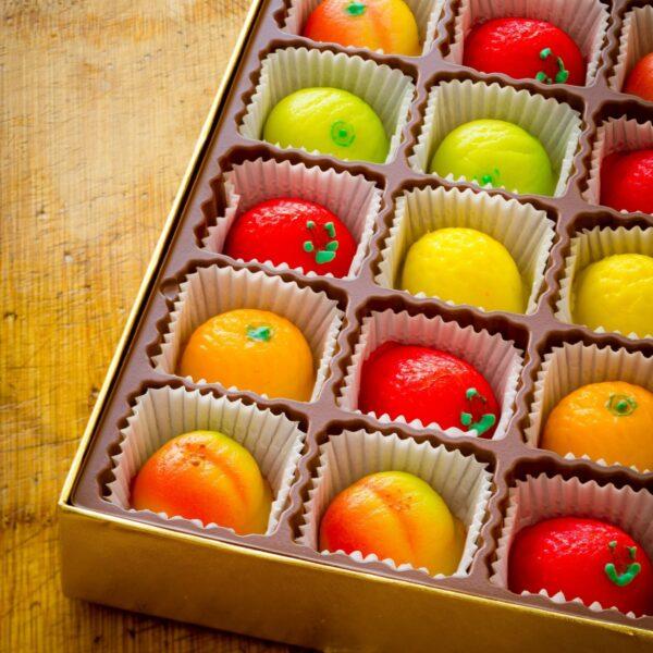 frutta martorana box regalo