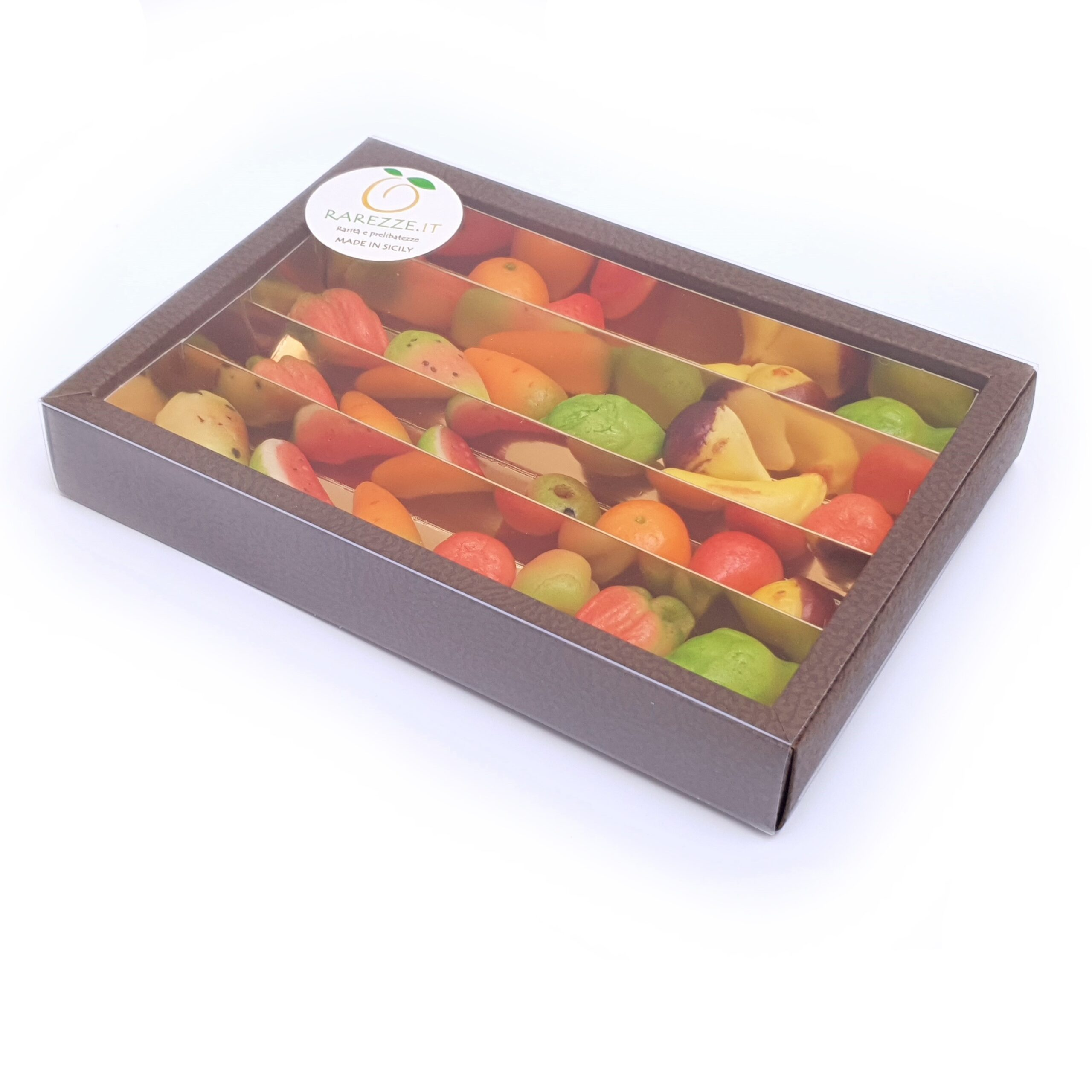 Frutta martorana in confezione regalo