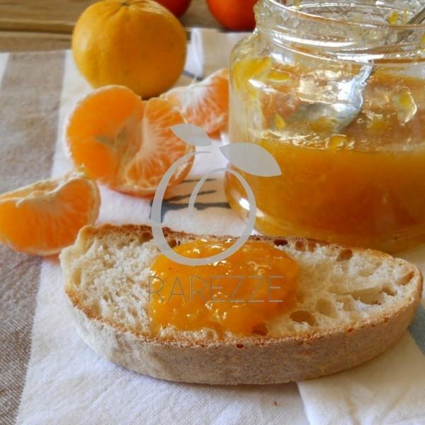 Marmellata di mandarini biologica