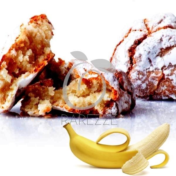 Paste di mandorla alla banana