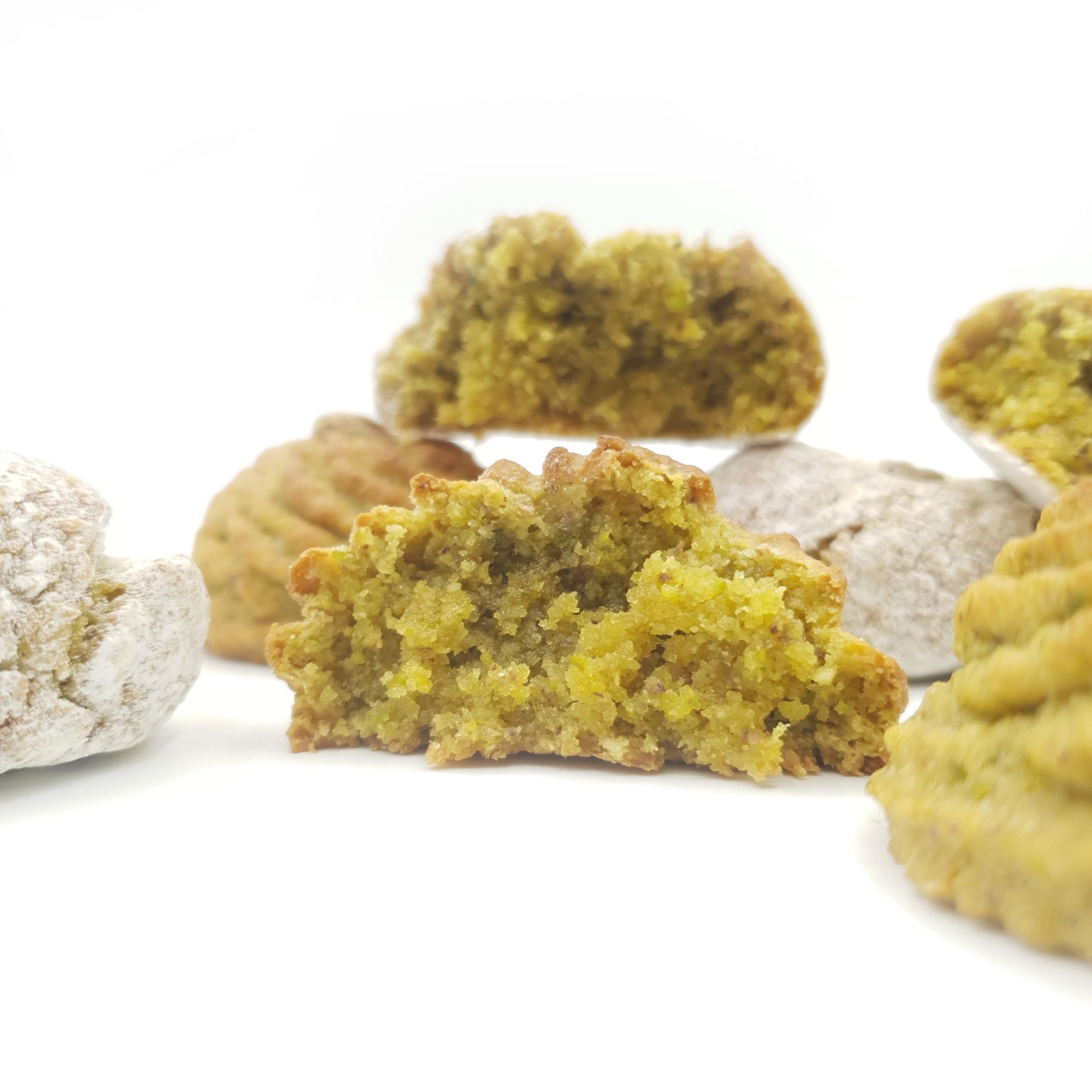 Paste di pistacchio di Sicilia