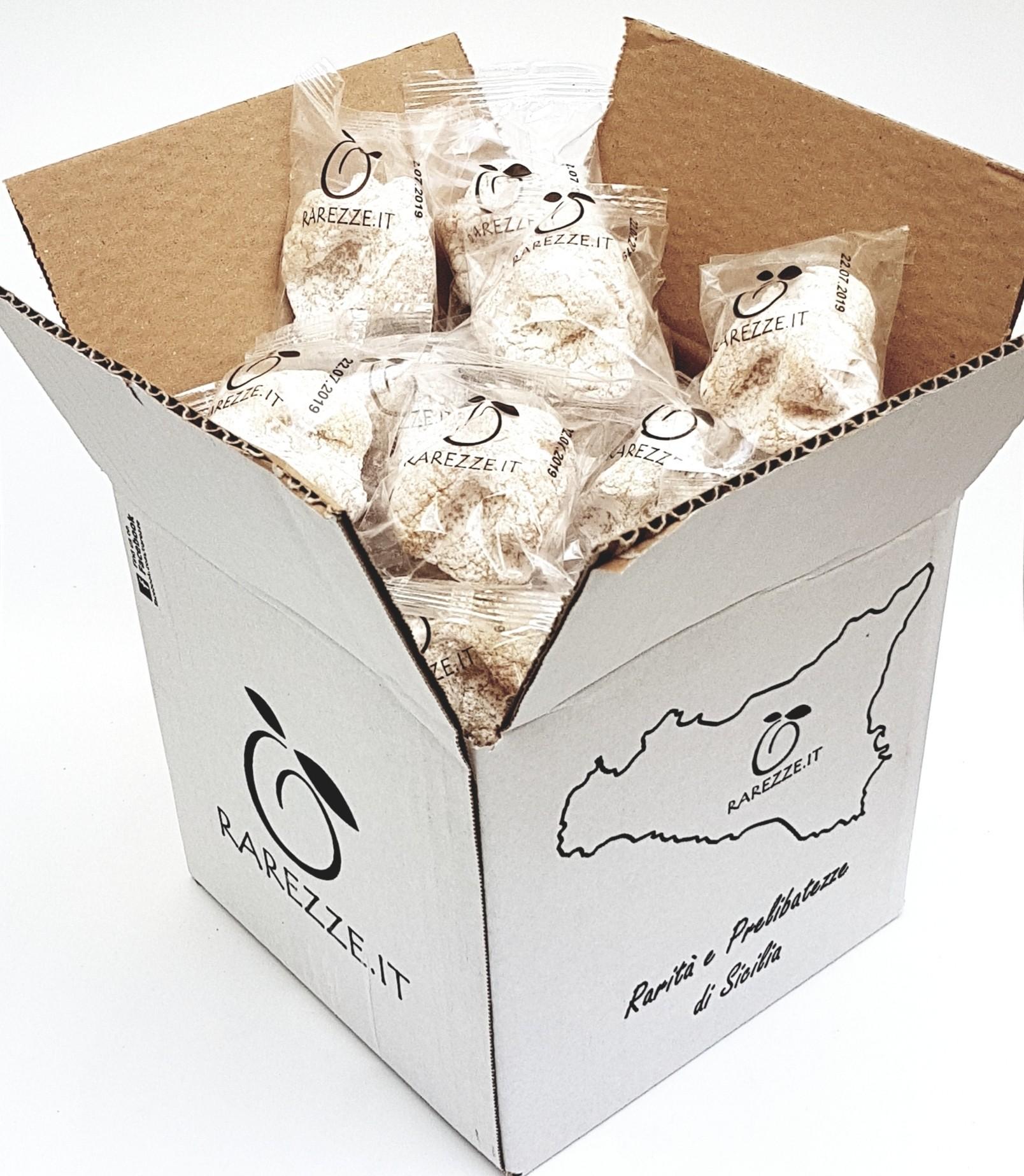 Paste di mandorla (box. 500 gr.)