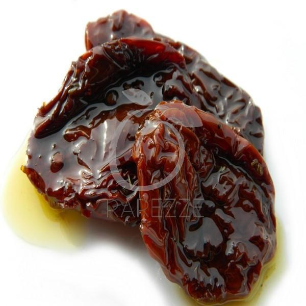 Pomodori secchi sott'olio biologici